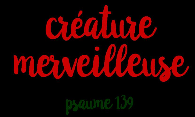 creaturemerveilleuse